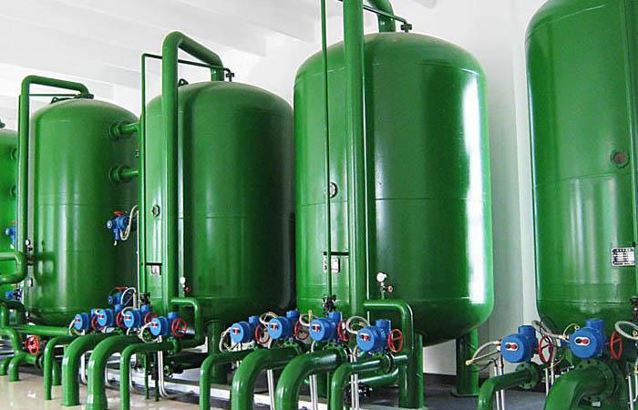 果壳活性炭在工业循环水处理案例