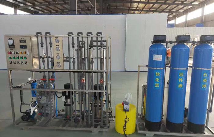 椰壳活性炭在直饮水应用案例