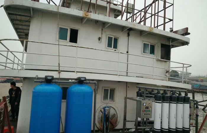 船舶10吨级活性炭饮用水处理